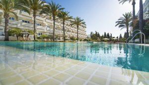 marbella 30 mtrs pool hotel